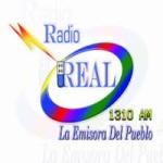 Logo da emissora Radio Real 1310 AM