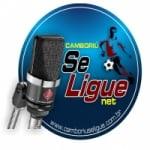 Logo da emissora Camboriú Se Ligue