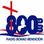 Logo da emissora Radio Bonao Bendición 800 AM