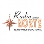 Logo da emissora Radio Norte 720 AM