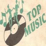 Logo da emissora Top Music Rádio