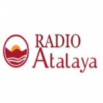 Logo da emissora Radio Cristiana Atalaya 96.1 FM