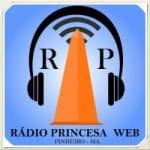 Logo da emissora Radio Princesa Web