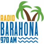 Logo da emissora Radio Barahona 970 AM