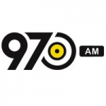 Logo da emissora Radio 970 AM