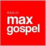 Logo da emissora Rádio Max Gospel