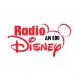 Logo da emissora WDWD Disney 590 AM