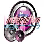 Logo da emissora Rádio Portal Iterativa FM