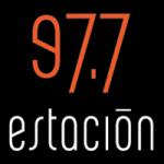 Logo da emissora Radio Estación 97.7 FM