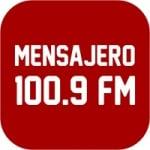 Logo da emissora Radio Mensajero 100.9 FM