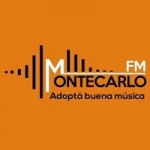 Logo da emissora Radio Montecarlo 100.9 FM