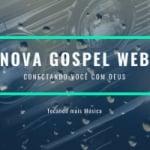 Logo da emissora Rádio Nova Gospel Web