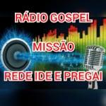 Logo da emissora Rádio Gospel Missão