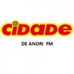 Logo da emissora Rádio Cidade de Anori FM