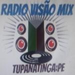 Logo da emissora Rádio Visão Mix
