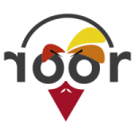 Logo da emissora Rádio Rooster