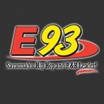 Logo da emissora Radio WEAS 93.1 FM