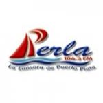 Logo da emissora Radio Perla 106.3 FM