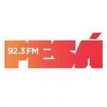 Logo da emissora Radio Pesa 92.3 FM