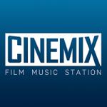 Logo da emissora Cinemix