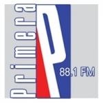 Logo da emissora Radio Primera 88.1 FM