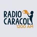 Logo da emissora Radio Caracol 1200 AM