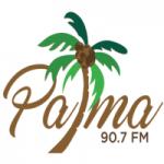 Logo da emissora Radio Palma 90.7 FM