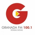 Logo da emissora Rádio Granada 100.1 FM