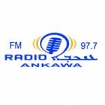 Logo da emissora Radio Ankawa 97.7 FM