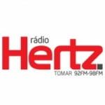 Logo da emissora Rádio Hertz 98.0 FM