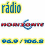 Logo da emissora Rádio Horizonte 96.9 FM