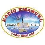 Logo da emissora Radio Emanuel 1430 AM