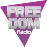 Logo da emissora Freedom Radio Brasil