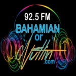 Logo da emissora Radio Bahamian Or Nuttin 92.5 FM
