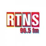 Logo da emissora Radio New Song 96.5 FM