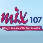Logo da emissora Radio WEGC 107.7 FM