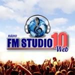 Logo da emissora Rádio FM Studio 10
