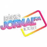 Logo da emissora Rádio Jornal 103.6 FM
