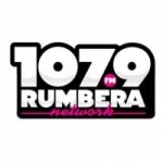 Logo da emissora Radio Rumbera Network 107.9 FM