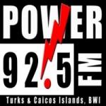 Logo da emissora Radio Power 92.5 FM