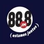 Logo da emissora Rádio Jornal da Madeira 88.8 FM