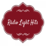 Logo da emissora Rádio Light Hits