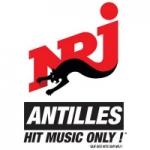 Logo da emissora Radio NRJ Antilles 104.4 FM