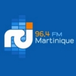 Logo da emissora Radio Caraibes International 96.4 FM