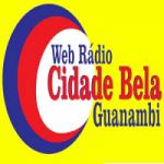 Logo da emissora Rádio Cidade Bela Guanambi