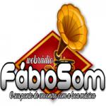 Logo da emissora Fabio Som Web Rádio