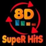 Logo da emissora Rádio Super Hits