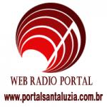 Logo da emissora Portal Santa Luiza