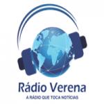 Logo da emissora Rádio Verena