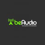 Logo da emissora Rádio beAudio